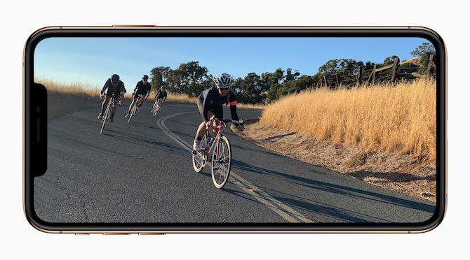 Где камера лучше на iPhone X или XS