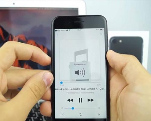 Как проверить динамик на iPhone
