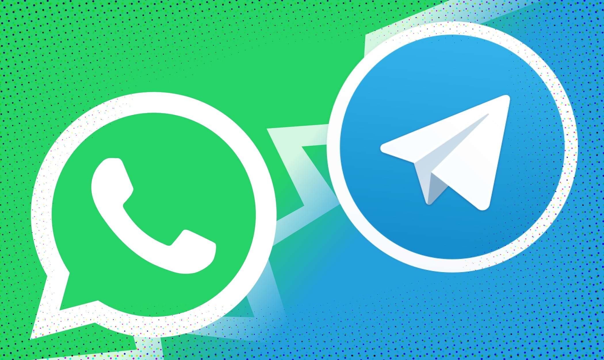 Как перенести чаты из WhatsApp в Telegram на iPhone