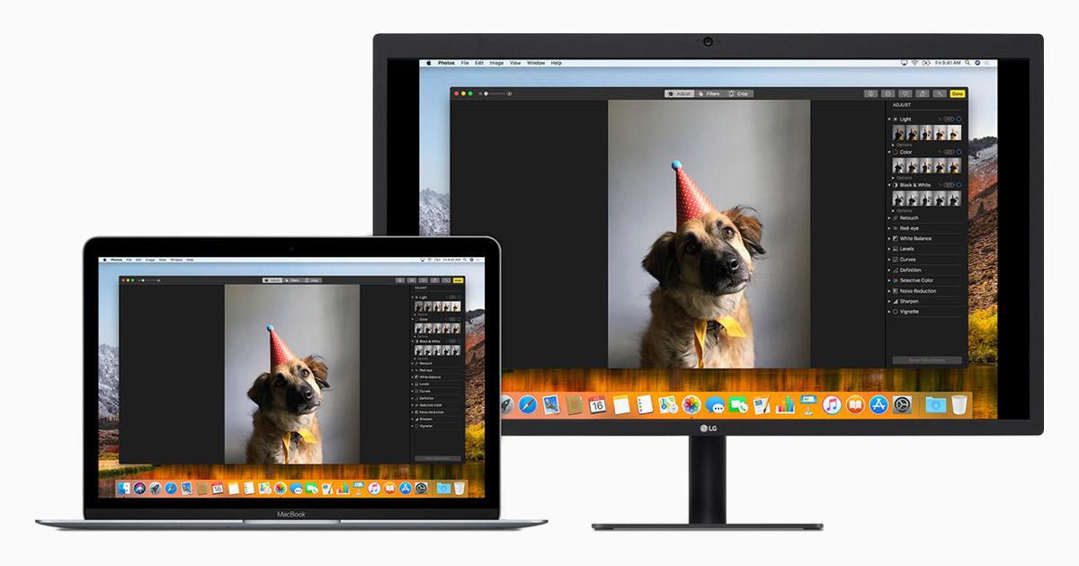 Как подключить MacBook Air/Pro к телевизору LG, Samsung, Sony