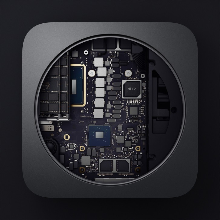 Увеличить оперативную память Mac mini