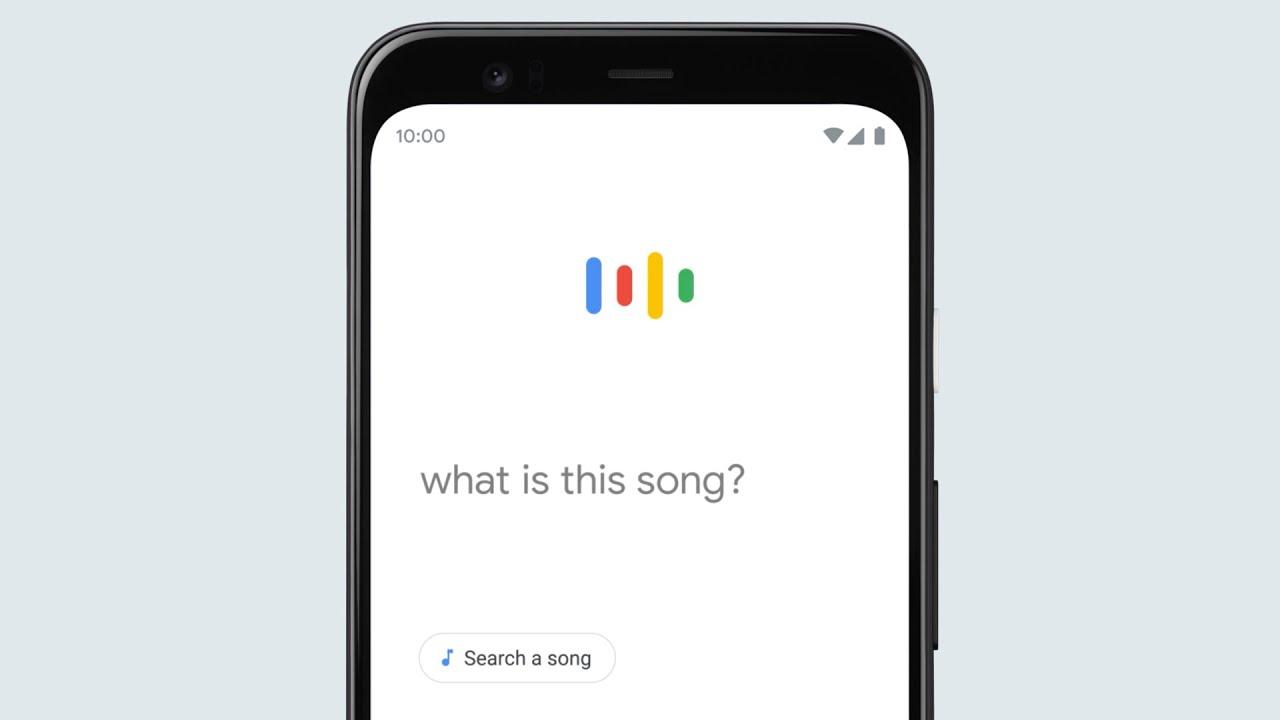 Как искать песню по напеву в iOS