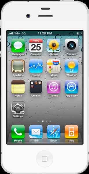 замена стекла айфон 4 одеса