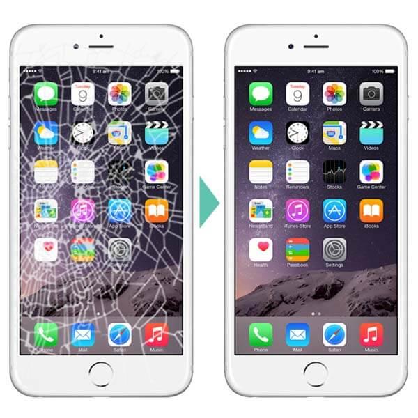 замена стекла на iphone 6 цена одесса